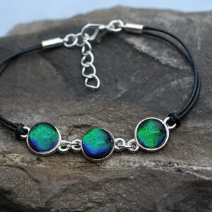 bransoletka-3-elementy-zielony-rekodzielo-bizuteria