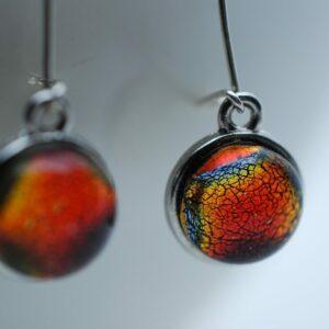 bizuteria-artystyczna-kolczyki-wiszace-pojedyncze-czerwona-miedz