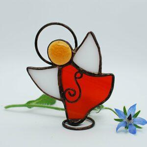 aniolek-tanczacy-czerwono-bialy-aniolek-witrazowy-rekodzielo-sklep-internetowy-zizuza